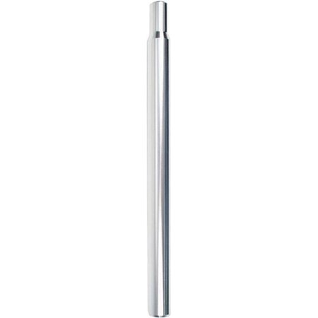 ACTION ALLOY 26.2X350 STRAIGHT SILVER SEATPOST