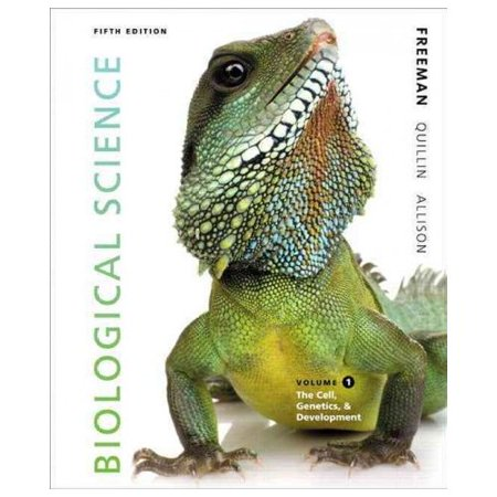 Biological Science: The Cell, Genetics, & Development by