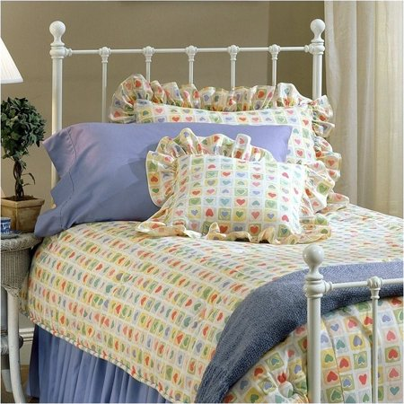 Hawthorne collections queen metal spindle headboard in - Hawthorne bedroom furniture collection ...