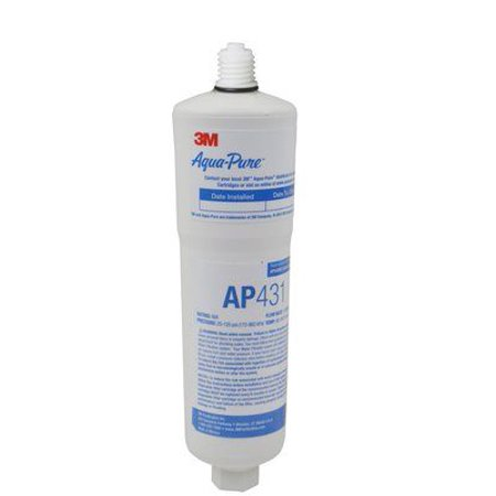 3M Aqua-Pure Whole House Scale Inhibition Replacement Water Treatment Cartridge Model AP431, AP43111