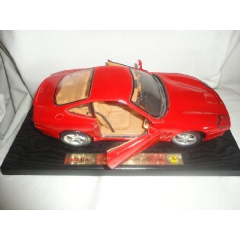 Maisto ~ Ferrari 550 Maranello (1996) Die Cast 1:18 Scale by