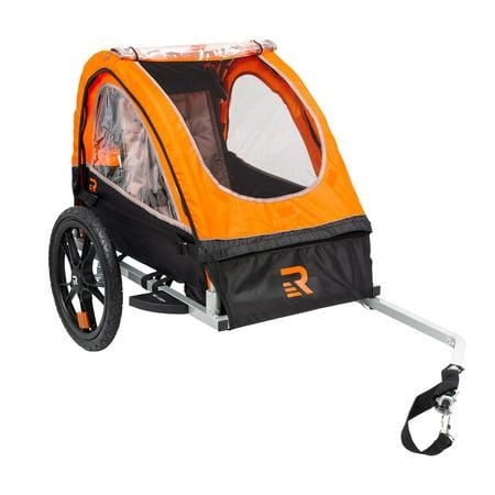 Retrospec Rover Single Passenger Children's Foldable Bike Trailer ()