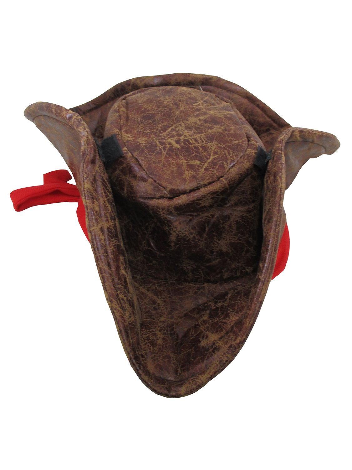 Child Tricorne Tricorrner Caribbean Pirate Buccaneer Hat Costume Accessory