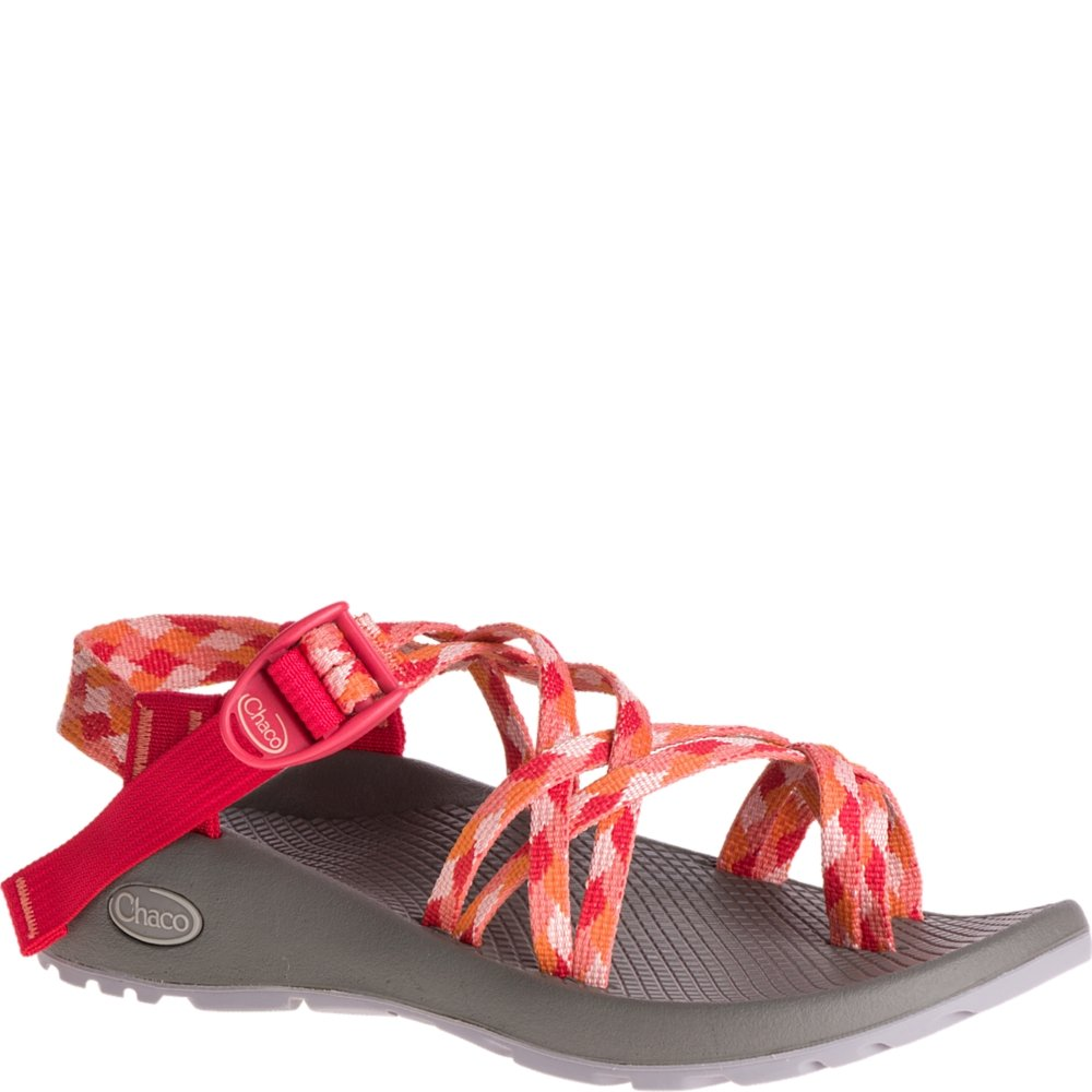 Chaco J106576: ZX2 Classic Quilt Peach Atheletic Sandal by Chaco