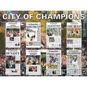 White Mountain Puzzles City of Champions Puzzle, 1000 Pieces
