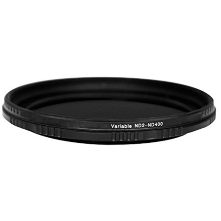 SSE 58mm ND Fader Neutral Density Adjustable Variable Filter (ND2 to