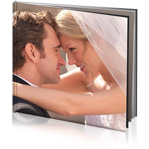 8x8 Soft Custom Cover Photo Book