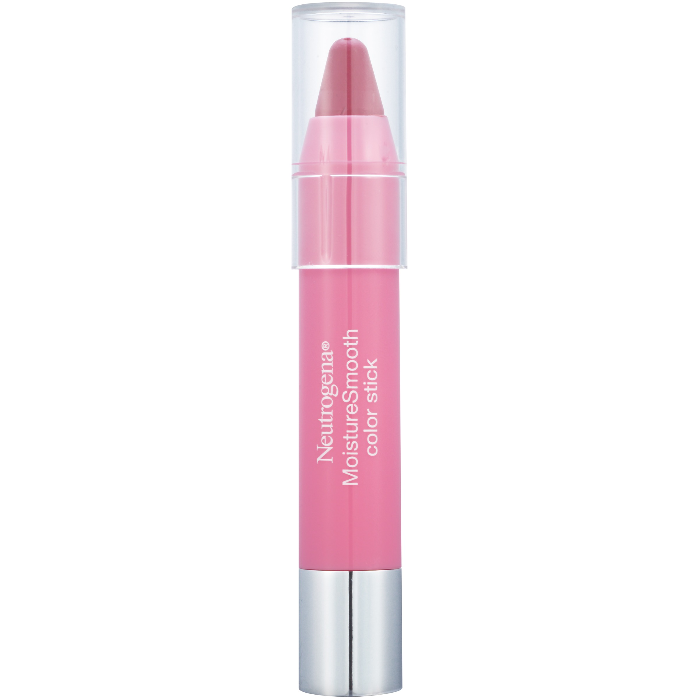 Neutrogena Moisturesmooth Color Stick, 140 Pink Grapefruit, .011 Oz