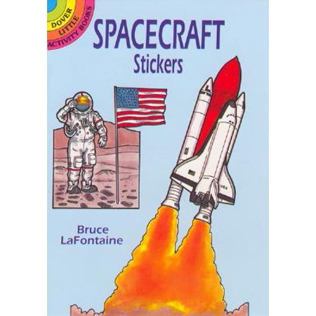 Spacecraft Stickers - Space Crafts