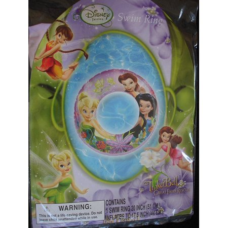 Disney Fairies Swim Ring - TinkerBell Swim Tube](Tinkerbell Ring)