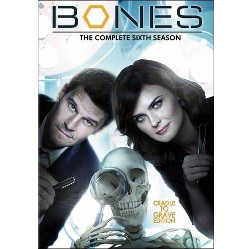 Bones: The Complete Sixth Season (Widescreen)