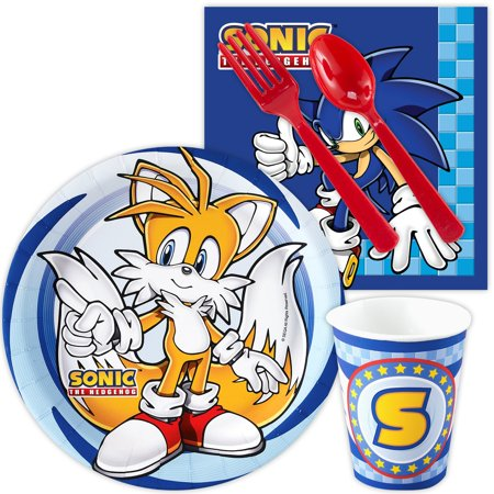Sonic the Hedgehog Snack Party Pack