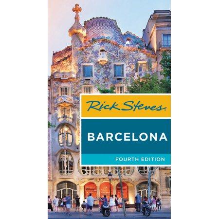 Rick Steves Barcelona: 9781631218279 (Barcelona Brands)