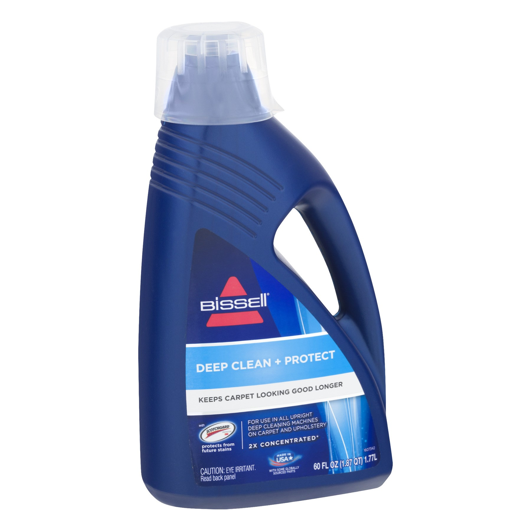 Bissell Carpet Upholstery Fiber Cleansing Advanced Formula 60 Oz