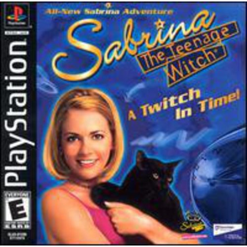 Sabrina, the Teenage Witch: A Twitch in Time PS