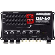 Audio Control DQ-61 Six Channel Line Out Converter with Signal Delay & EQ