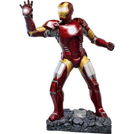Iron Man Life Size Collectible Statue