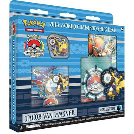 e2638f7692ed44 Pokemon 15 World Championship Deck - Walmart.com