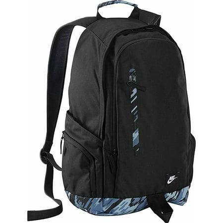 91b27e2d04 Nike - All Access Fullfare Backpack Black Blue - Walmart.com