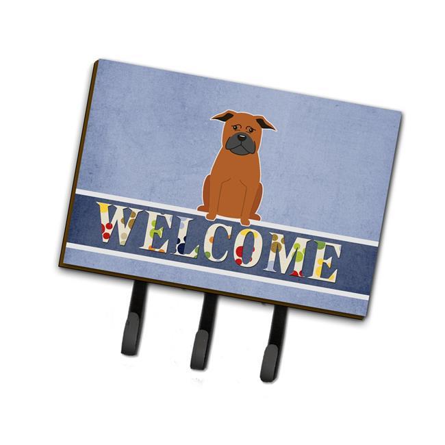 Carolines Treasures Bb5692th68 Chinese Chongqing Dog Welcome Leash Or Key Holder Walmart Canada