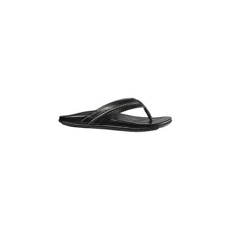 e10054cd8aa21 OluKai - men s olukai mea ola leather sandals