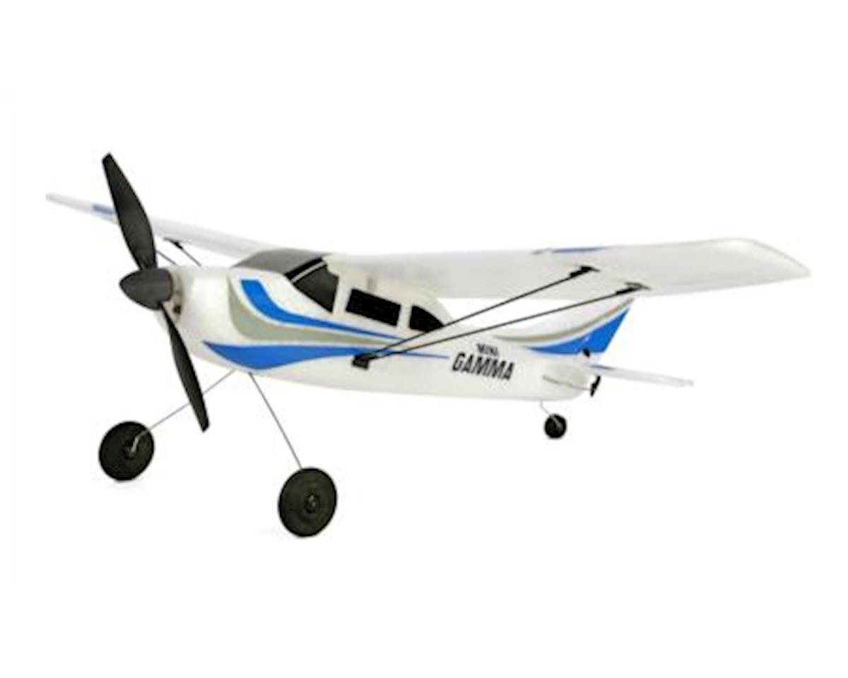 Ares RC Mini Gamma Ready-To-Fly Electric Airplane by