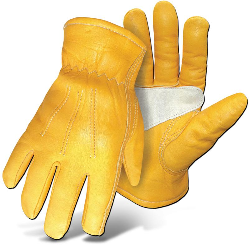 7134L INSULATED LEATHER GLOVES