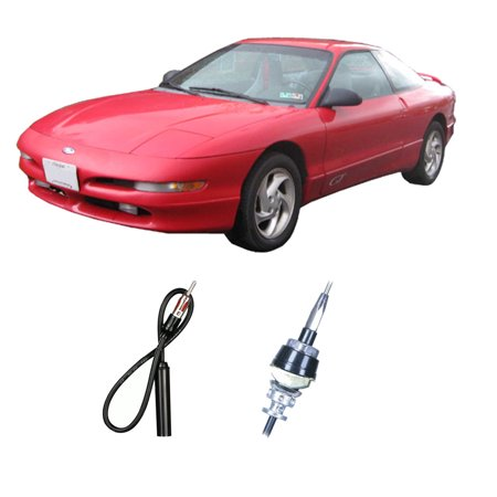 Ford Probe Hatch (Ford Probe 1988-1992 Factory OEM Replacement Radio Stereo Custom Antenna Mast )