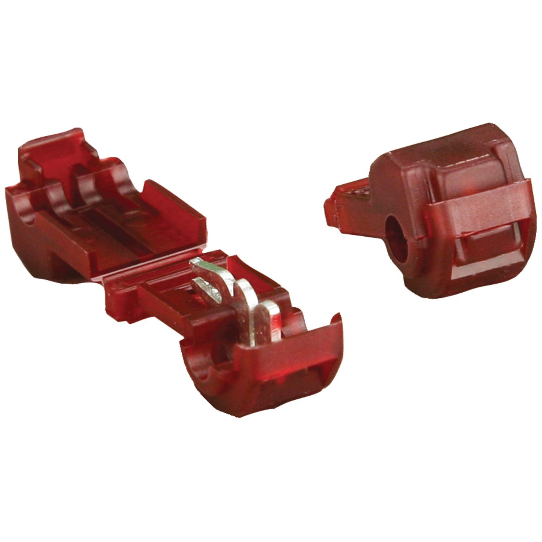 Install Bay 3MRTT 3M T-Taps, 100 PK (Red, 22-18 Gauge)