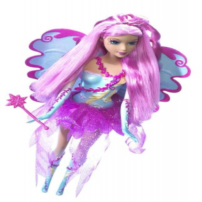 Barbie: Fairytopia Mermaidia: Color Change Water Fairy Blue by