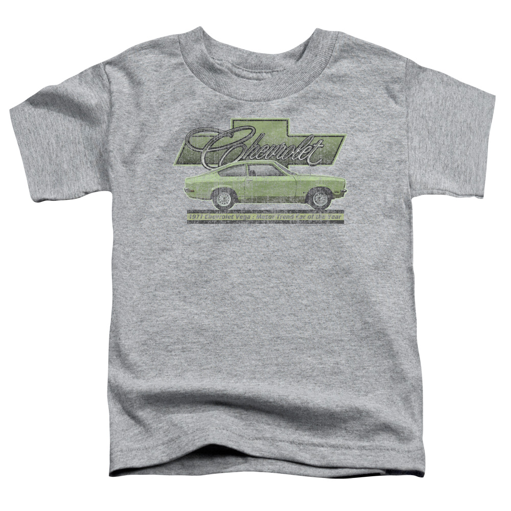 Chevy Vega Car Of The Year 71 Little Boys Shirt