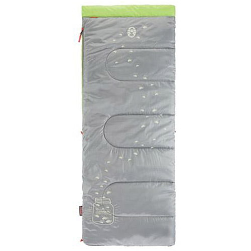 Coleman Youth Glow Sleeping Bag by COLEMAN