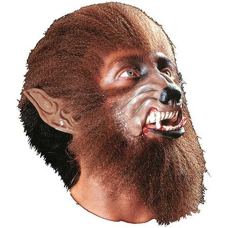 Deluxe Werewolf Make Up Kit Halloween Accessory