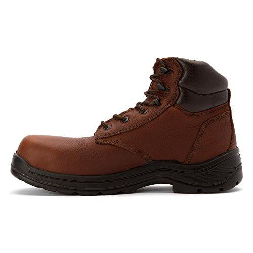 TEGOPRO Men's T10010 Construction Shoes 10 Brown