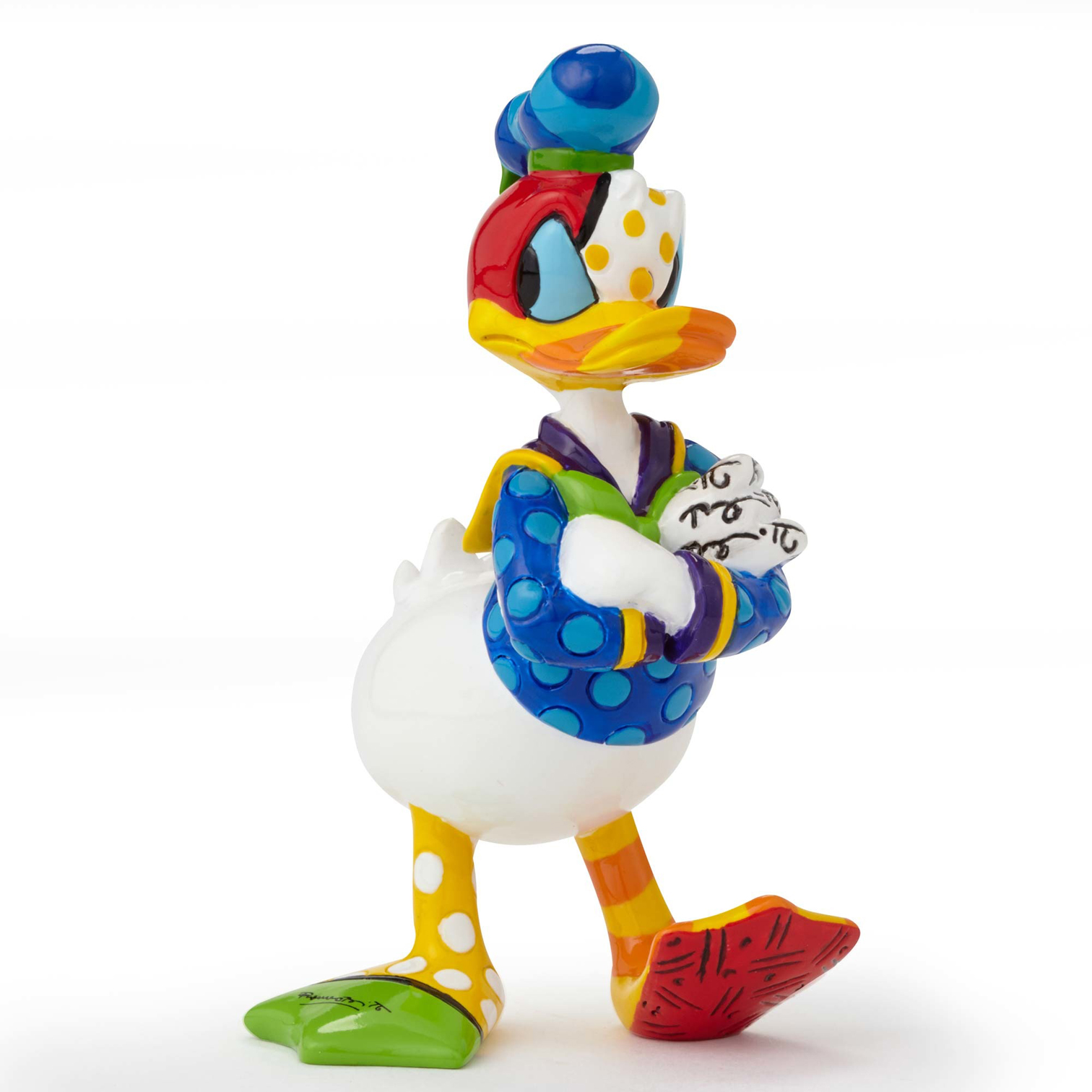 Disney by Britto 4049375 Donald Duck Mini Figure New 2015