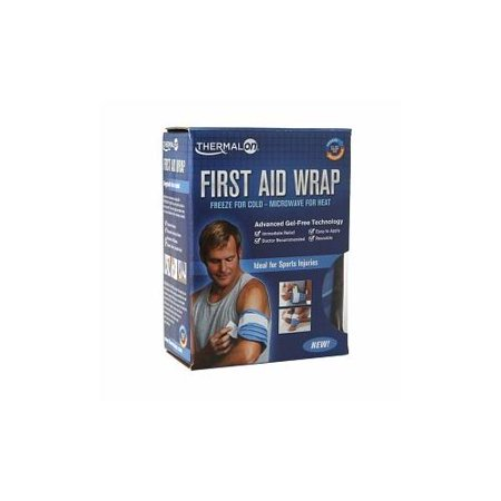 THERMALON FIRST AID WRAP * FREEZE FOR COLD - MICROWAVE FOR HEAT GEL FREE THER...