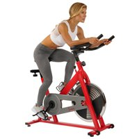 Sunny Health & Fitness SF-B1001 Chain Drive Indoor Cycling Trainer Exercise Bike