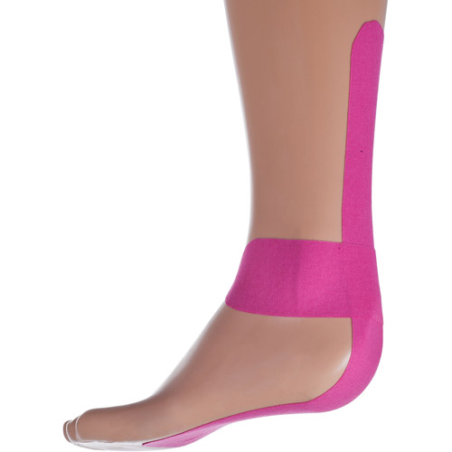 Remedy Athletic Kinetic Kinesiology Tape, Pink