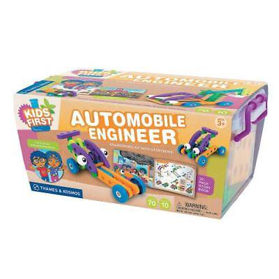 Automobile Engineer (Thames & Kosmos Kids First Automobile Engineer Price For 1)
