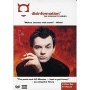 Disinfo TV on DVD (DVD)