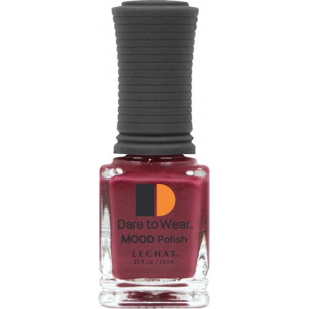 Lechat Dare To Wear Lacquer Mood Changing Color Nail Polish Mpml17 Cherry Blossom Walmart Com