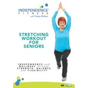 Independence Fitness: Stretching Workout for Seniors (DVD) by Bayview/widowmaker