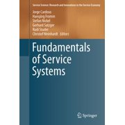Fundamentals of Service Systems - eBook