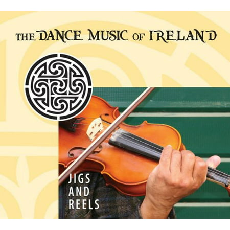 Jigs and Reels: The Dance Music Of Ireland (CD) ()