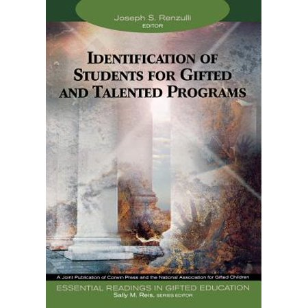 Identification of Students for Gifted and Talented