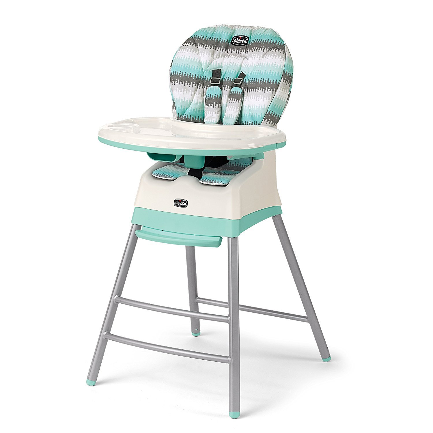 Chicco Stack 3 in 1 Multi Stage Adjustable Portable Highchair