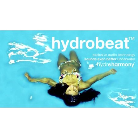 Underwater Audio HydroHarmonyBlack2 Hydro Harmony Waterproof Headphones - image 3 of 4