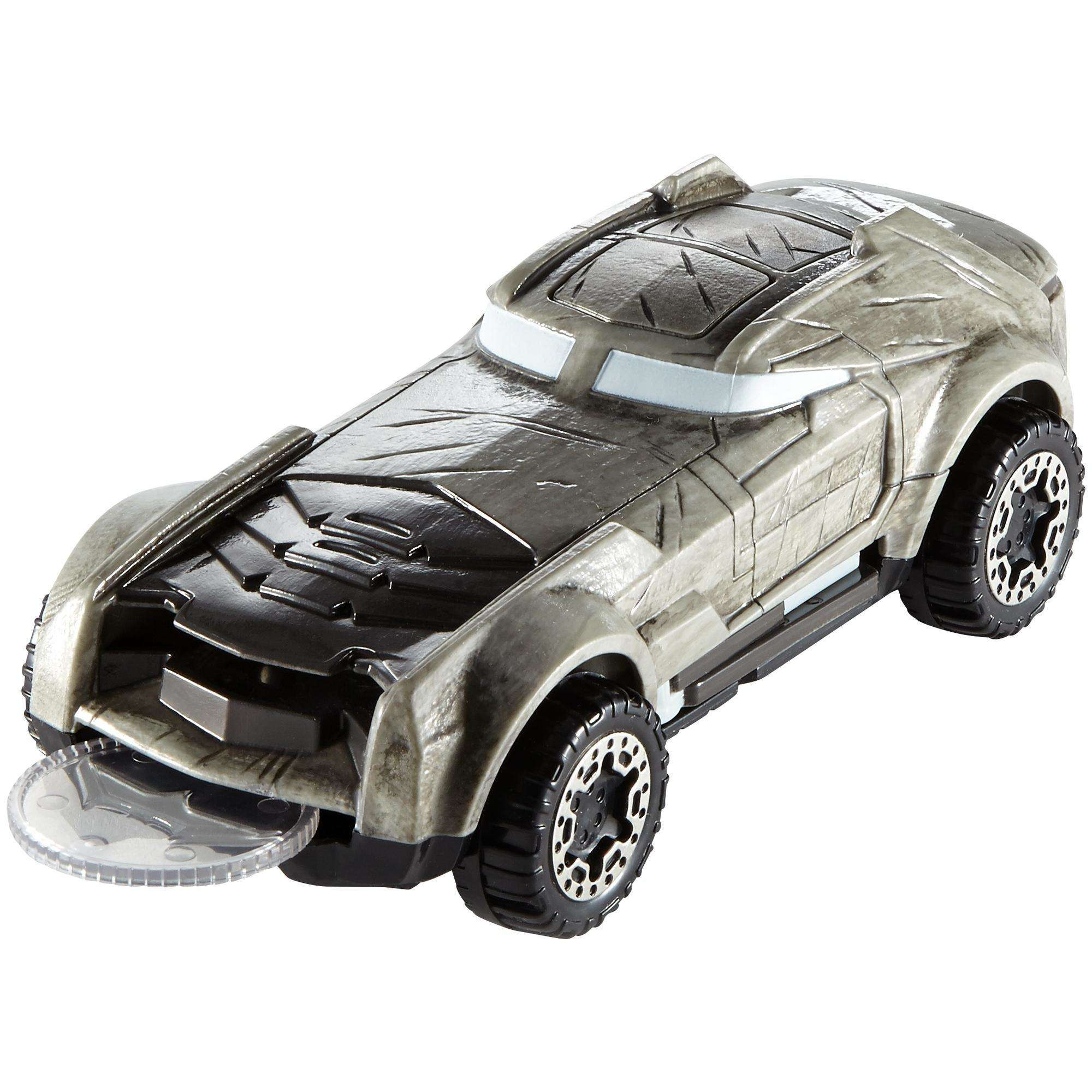 Hot Wheels DC Universe Batman Car by Mattel