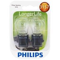 Philips LongerLife Miniature 3157LL, Pack of 2