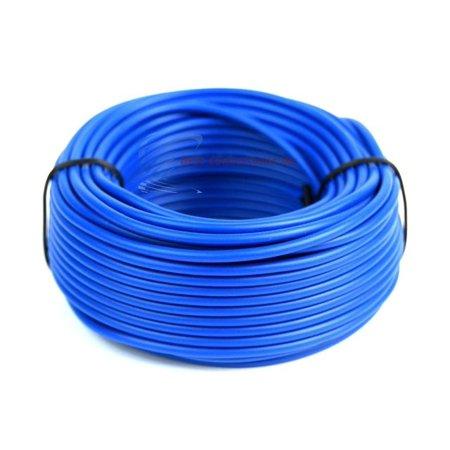 16 GA 50' Blue Audiopipe Car Audio Home Remote Primary Cable